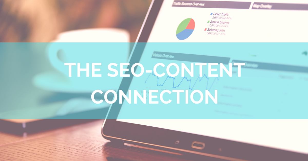 SEO content connection